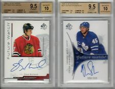 DAVE BOLLAND SP AUTHENTIC ROOKIE VARY RARE BGS 9.5