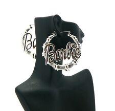 New Nicki Minaj Fashion Bamboo Pincatch Barbie Earrings