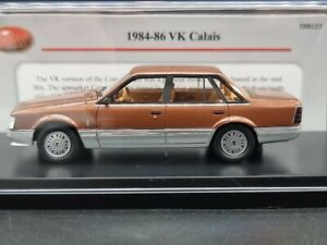 TRAX TRR127 1984 Holden VK Calais 5.0 Ltr V8 Copper Metallic 1:43 Scale Model