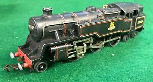 Hornby Dublo 3 rail 2-6-4 BR Tank Locomotive, VG, tested