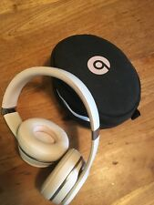Beats by Dr. Dre Solo3 Wireless Over the Ear Headphones - Gloss White