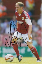 BRISTOL CITY HAND SIGNED NEIL KILKENNY 6X4 PHOTO.