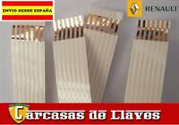 Cable plano FFC contactor volante AirBag Renault Megane 2 Scenic 2