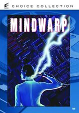 MINDWARP (1992 Bruce Campbell) Region Free DVD - Sealed