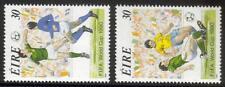 IRELAND MNH 1990 SG770-771 WORLD CUP FOOTBALL CHAMPIONSHIP, ITALY SET OF 2