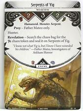 Arkham Horror - 1x #014 Serpents of Yig - The Forgotten Age
