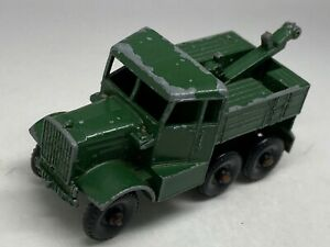 Matchbox Lesney No 64 Scammell Breakdown Truck