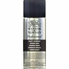 Winsor & Newton Professional Matt Varnish 400 Ml