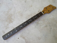70's RICKENBACKER 3000 BASS NECK Refinished and re-shaped headstock