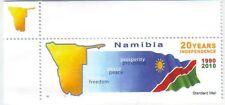 Namibia 2010 20th Anniversary NHM stamp