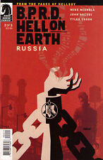 BPRD RUSSIA #2 (of 5) New Bagged
