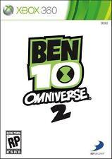 Ben 10 Omniverse 2 - Xbox 360, Good Video Games