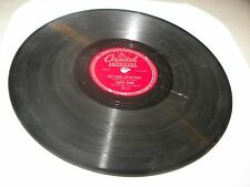 "Cliffie Stone Barn Dance Band Sugar Pie / Put Your Little Foot 10"" 78 Capitol"