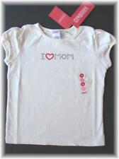 GYMBOREE~Rhinestone Top~I LOVE MOM S/S Shirt~Sz 3 3T~TWINS~Mothers Day~NWT~Sprin