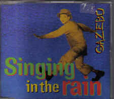 Gazebo-Singing In The Rain cd maxi single