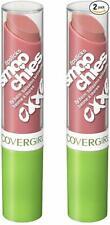 2 x CoverGirl Lipslicks Smoochies Lip Balm #265 Smooch 0.14 Oz / 5ml