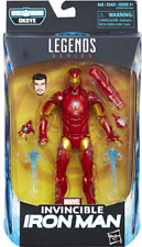 MARVEL LEGENDS BLACK PANTHER SERIES INVINCIBLE IRON MAN ACTION FIGURE