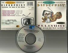 Michael Franti DISPOSABLE HEROES OF HIPHOPRISY Television INSTRUMENTAL CD single