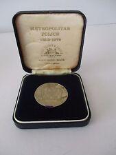 Policía Metropolitana 150th aniversario 1829/1979 commemmorative Medallón