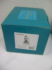 "Walt Disney Classic Collection Magician Mickey ""On With The Show"" Figure NIB COA"