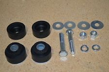 New DII Radiator Core Support Bushings with hardware 68 72 chevelle monte carlo