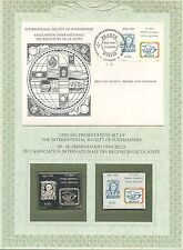 FIRST DAY OF ISSUE / 1° JOUR / STAMP / TIMBRE ARGENT EMISSION 1° TIMBRE MEXICAIN