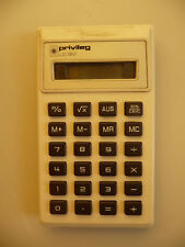 Calculator PRIVILEG LC9M   ..  34