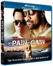 No pain no gain (Mark Wahlberg, Dwayne Johnson) COMBO BLU-RAY + DVD NEUF