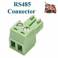 RS485 Connettore 2 pin per DVR ingressi RX e TX COPPIA CCTV PTZ Connection