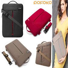 New pofoko Waterproof shoulder carry bag case for Apple 11 12 13 15 16 17 inch