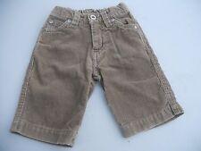 Baby boys Pumpkin Patch Newborn cord jeans   Size 0000