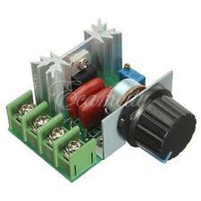 High torque 50V-220V 10A AC Motor Speed SCR Controller Power 2000W (1) - S50