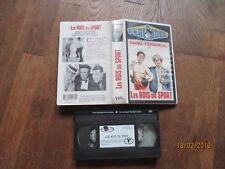 CASSETTE VIDEO VHS CINEMA LES ROIS DU SPORT raimu fernandel film a film