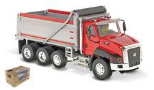 CAT CT660 Dump Truck Red 1:50 Model DIECAST MASTERS