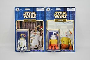 Disney Star Wars Droid Factory R4-B0018 and R3-H17 Set