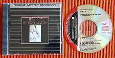 JOHNNY MATHIS - HEAVENLY MFSL  Silver CD MFSL   MFCD 825 Rare