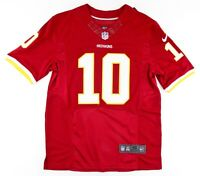 Nike On Field Mens 40 NFL Washington Redskins Griffin III RG3 #10 Jersey Sewn