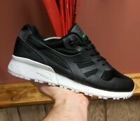 Diadora N9000 MM Casual Sneakers◾Men's Size 10◾Black/White◾Brand New◾💥FRESH💥