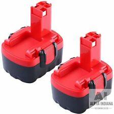 2x Batterie Pour BOSCH 14.4V 3.0Ah BAT038 BAT040 BAT041 BAT140 BAT159 2607335685