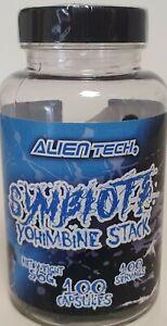Alien Tech Yohimbinex Stack 100x10mg Original USA für Diät und Gewichtskontrolle