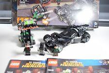 LEGO 76045 DC Super Heroes Batman vs Superman KRYPTONITE INTERCEPTION
