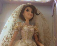limited edition rapunzel wedding doll