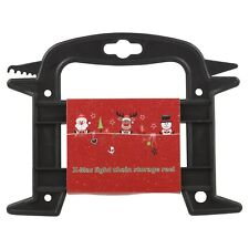 Christmas String Light Storage Rack Reel Holder Tangle Free Strip LED Tidy New