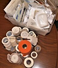 First aid supplies.