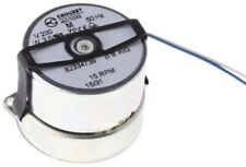 Crouzet Synchronous AC Geared Motor, Clockwise, 230 V ac, 15 rpm, 3 W