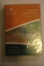- NATMAP RASTER MOSAIC [PC CD-ROM X2] BY GEOSCIENCE AUSTRALIA [BRAND NEW]
