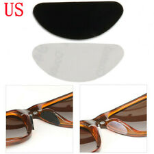 20 Pair Silicone Anti-Slip Stick On Nose Pads Grips Gaskets for Glasses Eyeglass