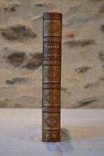 Manuscrit - Morale des Poëtes - Paul Delacquis - 1851
