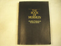 The Book of Mormon Another Testament of Jesus Christ 1981 35L