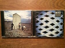 The Who [2 CD Alben] Who's Next + Tommy / Remastered